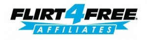 The new look at Flirt4Free affiliates after the move to the new url.