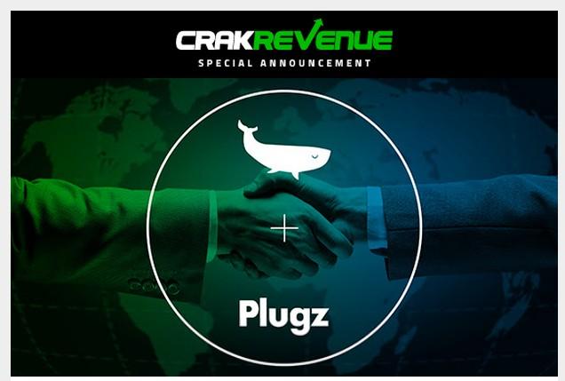 CrakRevenue acquires Plugz