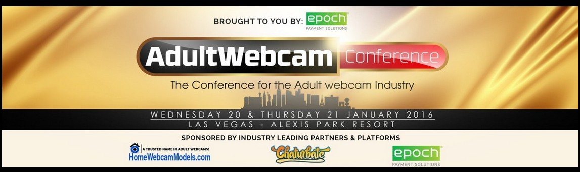The biggest adult webcam conference in the world.