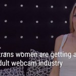 Internet Modeling a Larger Opportunity for Transsexuals?