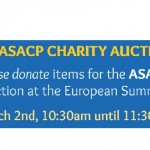 Auction to Benefit ASACP Set for The European Summit