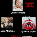 Sammy Brooks radio show guest: Mistress Sophie Twilight