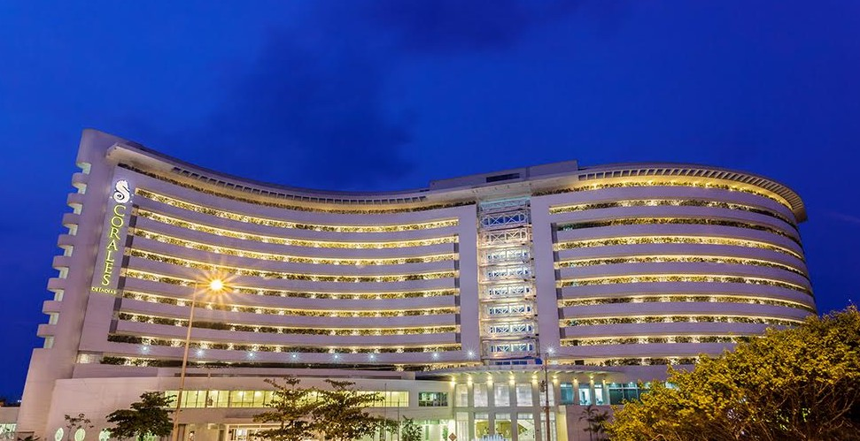Hotel Corales de Indias - venue for LATIN AMERICA ADULT BUSINESS EXPO