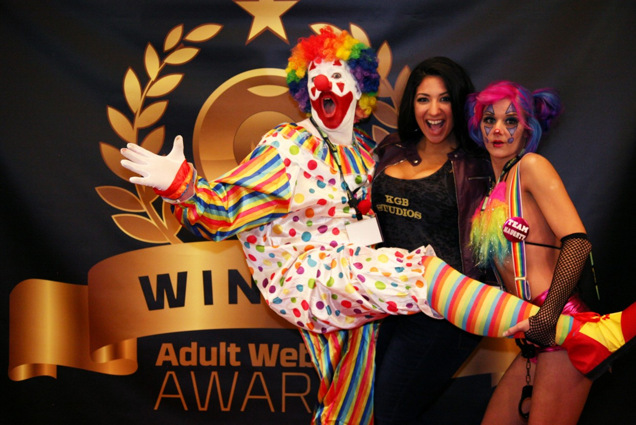 Pervy The Clown and Kinky Candy