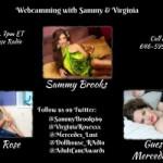 Sammy Brooks Radio show guest: Mercedes Lust