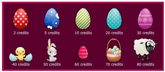 NeedLive Easter Eggs