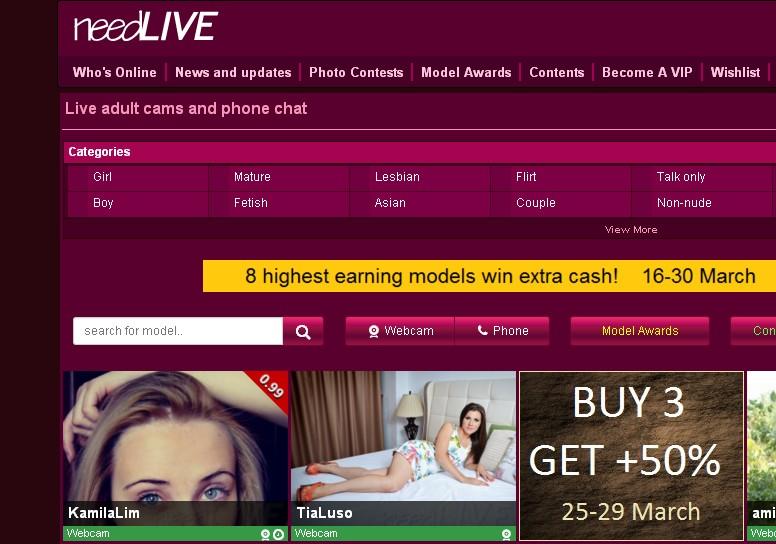 NeedLive.com news