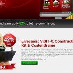 VISIT-X.net Affiliate Program (VXCash) Offers Ugraded Site