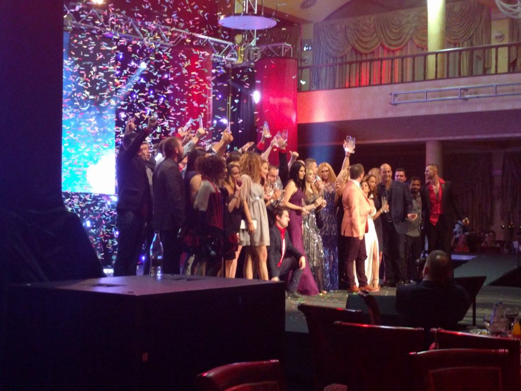 AWAwards 2016 Winners