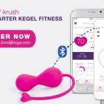 OhMiBod releases award-winning Lovelife krush Bluetooth® Kegel exerciser