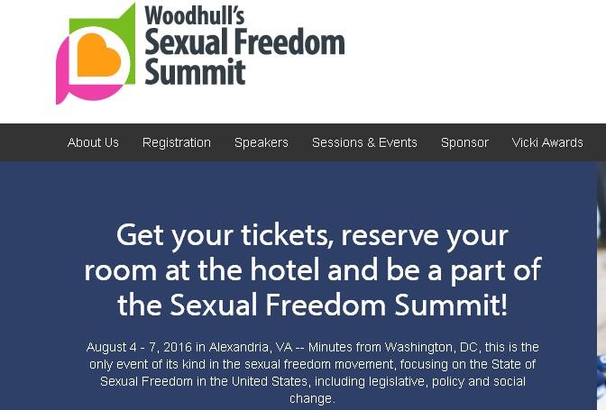 sexual freedom summit