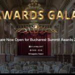 Bucharest Summit Awards Finalists Announced