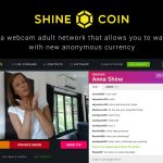 Shine Coin Cryptocurrency for Cam Girl Shows? (Opinion)