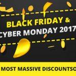 BLACK FRIDAY & CYBER MONDAY on BONGACAMS! 2017