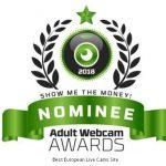 BongaCams Pulls 3 Big Wins in Adult Webcam Awards