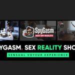 New Reality Sex Show SpyGasm Kicks Off!