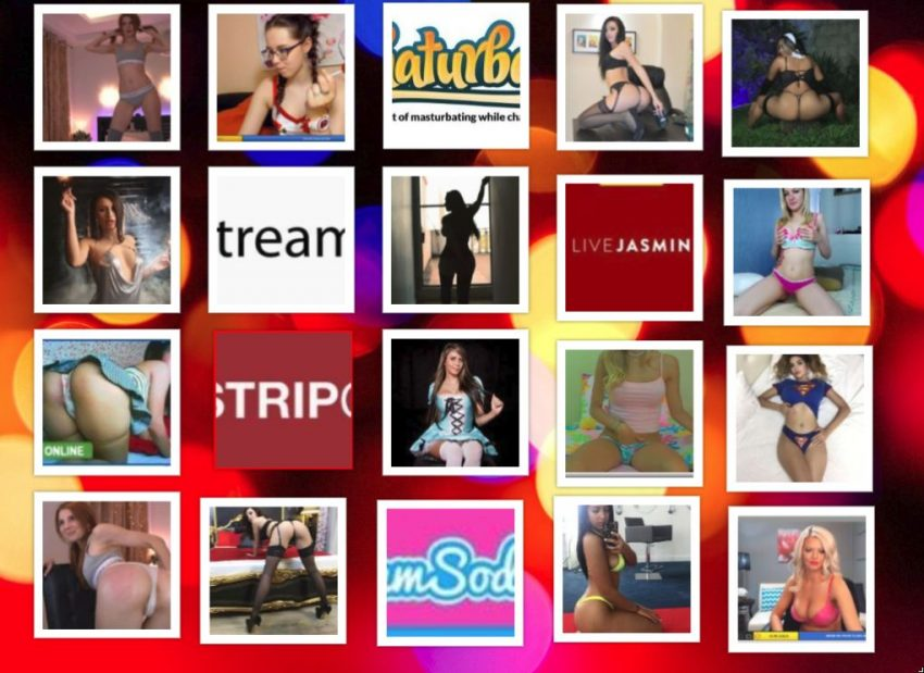 Most Searched For Cam Sites