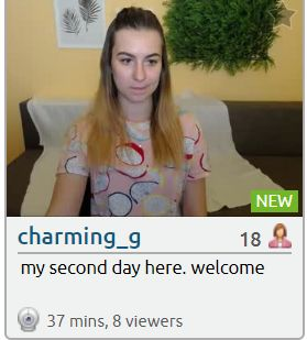 chaturbate cam girls