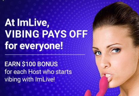 Vibing Pays off for Everyone at ImLive!