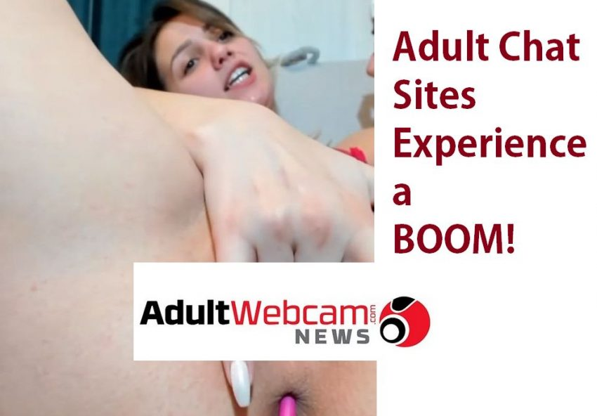 free chat sites booming