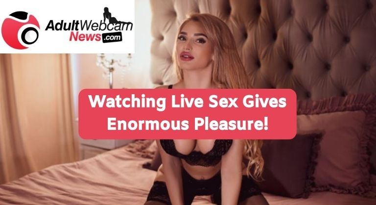 Live sex model