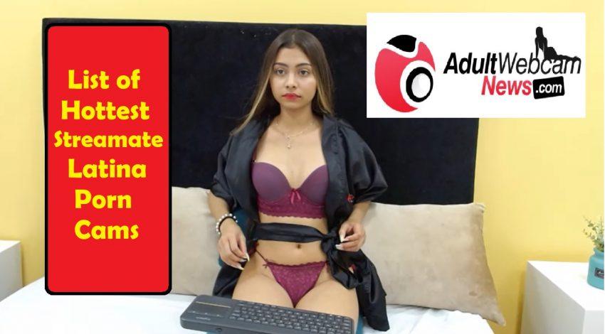Streamate Latina Porn