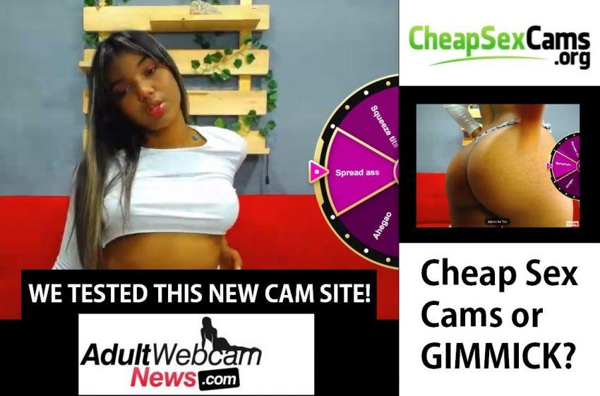 cheapest cam site